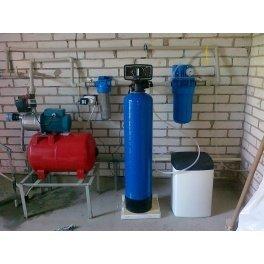 Комплексный фильтр для очистки воды Canature BNT165 - 1V Mix - Фото№4