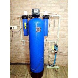 Organic FВ-13-Eco- 1,4м³ Фильтр для удаления железа и марганца  - Фото№3