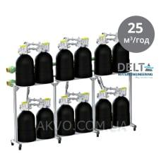 Delta ONTARIO 1200 Промышленная система умягчения воды