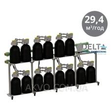Delta ONTARIO 1400 Промышленная система умягчения воды