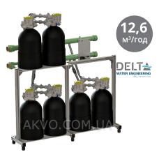 Delta ONTARIO 600 Промышленная система умягчения воды