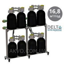 Delta ONTARIO 800 Промышленная система умягчения воды