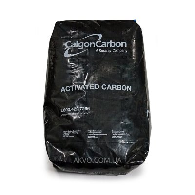 Уголь активированный Centaur® Calgon Carbon (обезжелезивание, удаление сероводорода)- Фото№1