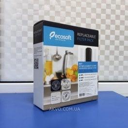 Комплект картриджей Ecosoft 1-2-3 для фильтров обратного осмоса - Фото№3