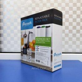 Комплект картриджей для тройных фильтров Ecosoft улучшенный - Фото№7