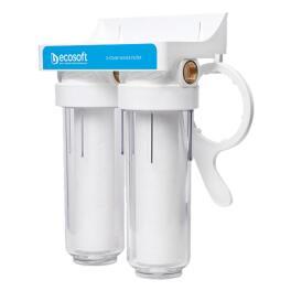 """ECOSOFT Фільтр для холодної води подвійний 3/4 """" - Фото№3"""