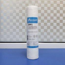 """Полипропиленовый картридж для воды Ecosoft 2,5""""x10"""" 1 мкм - Фото№5"""