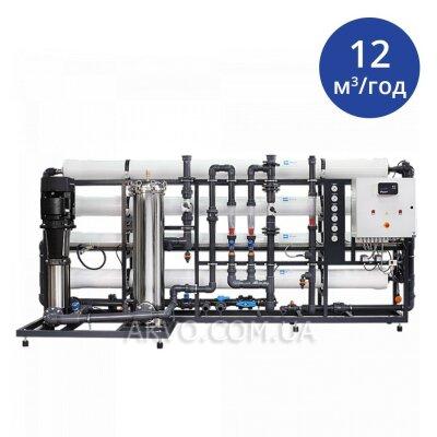 ECOSOFT MO12 Промислова система зворотного осмосу без мембран- Фото№1