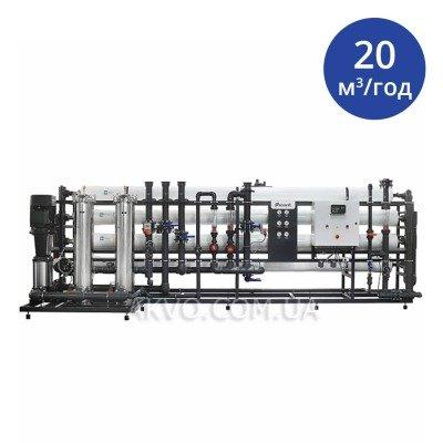 ECOSOFT MO20 Промышленная система обратного осмоса без мембран- Фото№1