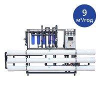 ECOSOFT MO9 Промислова система зворотного осмосу без мембран