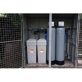 Ecosoft FK 1354CE Twin фильтр обезжелезивания и умягчения воды - Фото№3