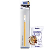 ECOSOFT STANDARD FK 0835CAB DVST компактный фильтр обезжелезивания и умягчения воды