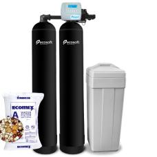 Ecosoft FK 0844 CE TWIN фильтр обезжелезивания и умягчения воды