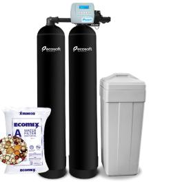 Ecosoft FK 1665CE Twin фільтр знезалізнення і пом'якшення води - Фото№2