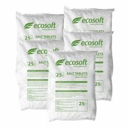 Ecosoft ECOSIL Сіль таблетована 25 кг - Фото№3