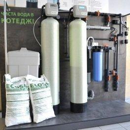 Ecosoft FK1054CEMIXA фильтр обезжелезивания и умягчения воды - Фото№4