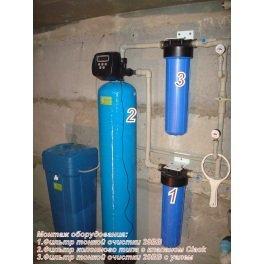Clack Complex K 1054  фильтр для удаления железа и жесткости - Фото№3