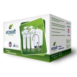 Ecosoft MO RO 6-75 М фільтр зворотного осмосу з мінералізатором - Фото№7