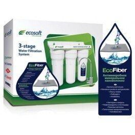Ecosoft EcoFiber Тройная система очистки воды - Фото№4