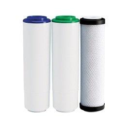 Комплект картриджей для тройных фильтров Ecosoft улучшенный - Фото№6