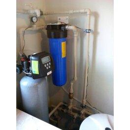 ECOSOFT FK1054CIMIXP фильтр обезжелезивания и умягчения воды - Фото№6