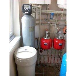 ECOSOFT FK1054CIMIXP фильтр обезжелезивания и умягчения воды - Фото№5
