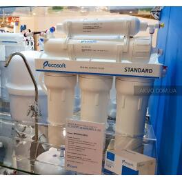 Обратный осмос Ecosoft Standard MO550 - Фото№7
