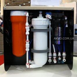 Система обратного осмоса Ecosoft RObust PRO Latte - Фото№3