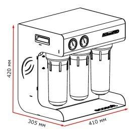 Система зворотного осмосу ECOSOFT RObust PRO Espresso - Фото№5