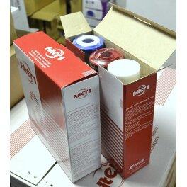 Комплект картриджей против хлора для проточного фильтра Filter1 FMV-300 - Фото№3