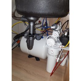 Filter1 RO 5-36P система обратного осмоса с насосом - Фото№7