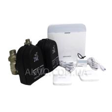 Hikvision Комплект контроля протечки воды 2 крана 2 датчика ДУ20