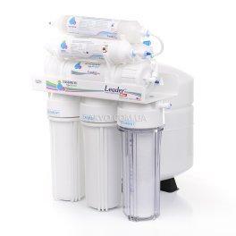 Leader Standart RO-7 pH-bio Обратный осмос с рН корректором и минерализатором - Фото№3