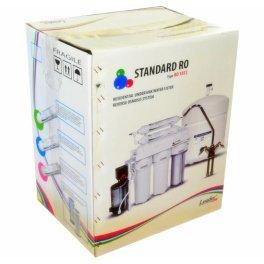 Обратный осмос Leader Filter Standart RO-6 PMT18- с минерализатором и помпой - Фото№4