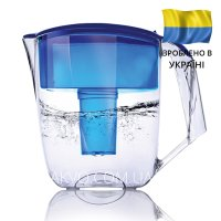 Фільтр-глечик Ecosoft Наша Вода Максима синій