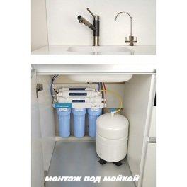 Обратный осмос Absolute MO 6-50M Наша Вода (новый дизайн) - Фото№4