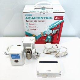 """Фото системы контроля протечки воды Neptun Aquacontrol 1/2"""""""