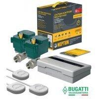 Система защиты от протечек воды Neptun Bugatti ProW 12V 3/4