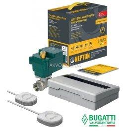 Система защиты от протечек воды Neptun Bugatti ProW 12V 1/2 Light - Фото№2
