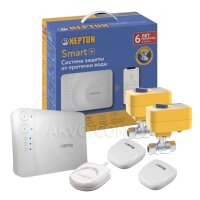 Система контроля протечки воды Neptun Profi Smart+ 1/2