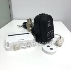 СКПВ Neptun Aquacontrol Light 1/2 с краном Resideo Honeywell