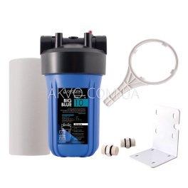 Магистральный фильтр Organic Big Blue 10 с картриджем - Фото№2