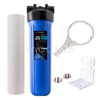 Магистральный фильтр Organic Big Blue 20 с картриджем