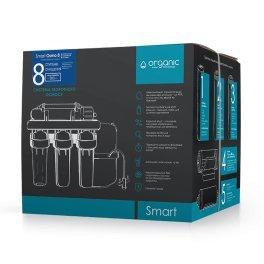 Organic Smart Osmo 8 Осмос з мінералізатором, біоактиватором і УФ лампою - Фото№3