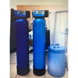 IONIX SF 1044 WATA Фильтр умягчитель, очистка воды от нитратов, нитритов, аммония - Фото№6