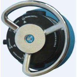 Фильтр умягчитель воды RX 64B-1,5V - с ручным клапаном - Фото№4