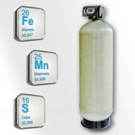 Система знезалізнення води з видаленням марганцю і сірководню OXI-GEN 1865 - Фото№2