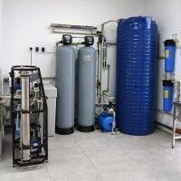 Системы очистки воды промышленные