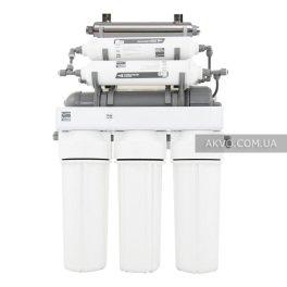 Обратный осмос c УФ лампой Platinum Wasser Ultra RO 8 UV