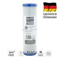 Картридж вугільний брикетований Platinum Wasser CB Carbon BLOCK